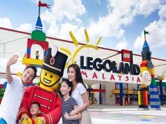 Enjoy 35% off Theme Park Entrance Fees in Legoland Malaysia with HSBC Card