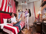 Hotel Stay (Themed Room) at RM650 in Legoland Malaysia with HSBC Card