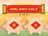 Ang Bao Sale in Jetstar for More Flights this Year of the Pig