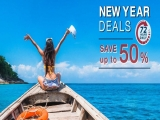 New Year Deal: Save Up to 50% When you Stay in Centara Hotels