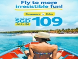 Fly to the Philippines with Cebu Pacific from SGD109