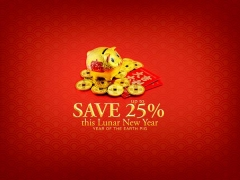Lunar New Year: 25% OFF Stay at Swiss-Belhotel in over 70 Properties
