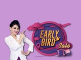 Early Bird Sale in Malindo Air from SGD65