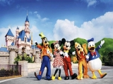 "Disney ""Priority Special+"" & 1-Day Ticket Combo"