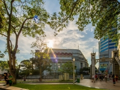 A New Spring Room Package Offer in The Fullerton Hotel Singapore