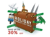 Holiday Bucket List Sale with Compass Hospitality