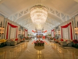 Celebrate Lunar New Year in The Fullerton Bay Hotel Singapore