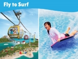 Fly to Surf Offer in One Faber Group with up to 30% Savings