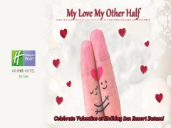 Valentine's Day Package in Holiday Inn Resort Batam for NTUC Cardholders