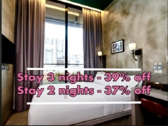 Minimum Stay Offer: Enjoy Up to 39% Savings at Hotel Yan