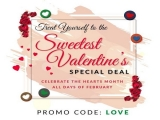 Sweetest Valentine's Special with Compass Hospitality
