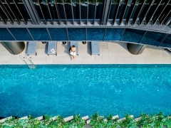 Sophisticated Suite Life Getaway at InterContinental Singapore Robertson Quay