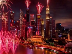 National Day Early Bird Package at The Fullerton Bay Hotel Singapore