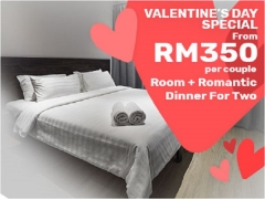 Cheap Hotel Accommodation Deals | Valentine's Day Special Room