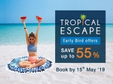 Tropical Escape with Stay at Centara Hotels and Resorts