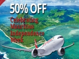 Celebrate Mauritius Independence Day with Air Mauritius