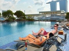 Indulgence Offer at The Fullerton Bay Hotel Singapore