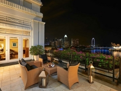 Suite Special at The Fullerton Hotel Singapore with Up to 30% Savings