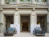 Rolls Royce Privilege During your Stay at The Fullerton Hotel Singapore