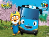 Exclusive March Promotion: Pororo Park | Tayo Station with NTUC Card
