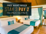 Stay 3 Pay 2 in Koh Chang at Centara Hotel