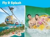 Fly and Splash Offer in One Faber Group Attractions