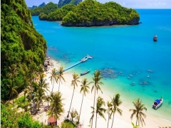 Airfares to Koh Samui from SGD220 with Bangkok Airways and UOB Card