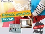 School Holiday Package at Royale Chulan The Curve