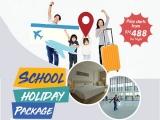 School Holiday Package (Minimum 2 Nights) at Royale Chulan Damansara