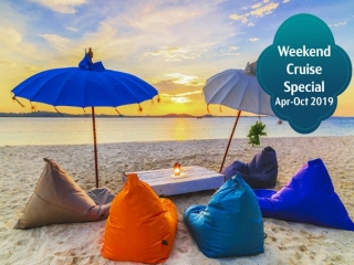 Advance Offer on Genting Dream's 2019 Weekend Cruises