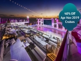 40% Off on Genting Dream's 2019 Summer Cruises