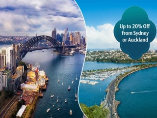 Up to 20% Off for Explorer Dream's Cruises from Sydney or Auckland