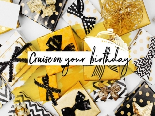 Cruise on Your Birthday 2019