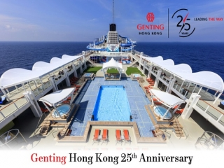 3rd Guest Free on World Dream Weekend Cruises Through 2020