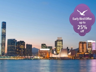 World Dream's Early Bird Promo - Up to 25% Off