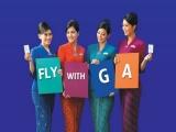 Travel Revolution Fair Promotion with Garuda Indonesia