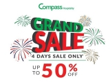 50% Savings with Compass Hospitality's Grand Sale Offer