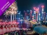 New Year Countdown to 2020 at Marina Mandarin Singapore