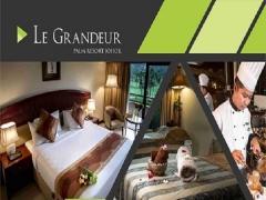 Steal Deal at Le Grandeur Palm Resort Johor