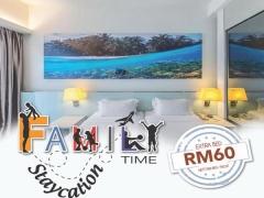 Family Staycation at Vivatel Kuala Lumpur