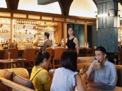 Stay, Drink and Be Merry with Shangri-La Hotel, Singapore