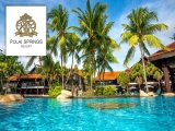 20% OFF Best Available Room Rates at Pulai Springs Resort with NTUC Card