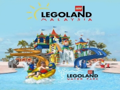 Up to 20% Off Price Ticket for Legoland Malaysia with PAssion Card