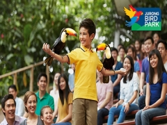 10% off Admission Ticket to Jurong Bird Park with NTUC Card
