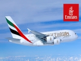 Up to 10% Off Airfares in Emirates with NTUC Card