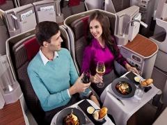 6/5/4-to-go Business Class Special Deals at Garuda Indonesia