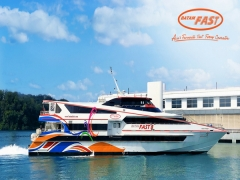 20% off Return Ferry Tickets at Batamfast Counters with UOB Card