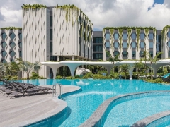 Enjoy Complimentary Breakfast at Village Hotel at Sentosa with Citibank