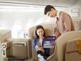 Up to 15% off fares in Asiana Airlines with Citibank