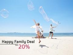 Happy Family Deal at Centara Koh Chang Tropicana Resort